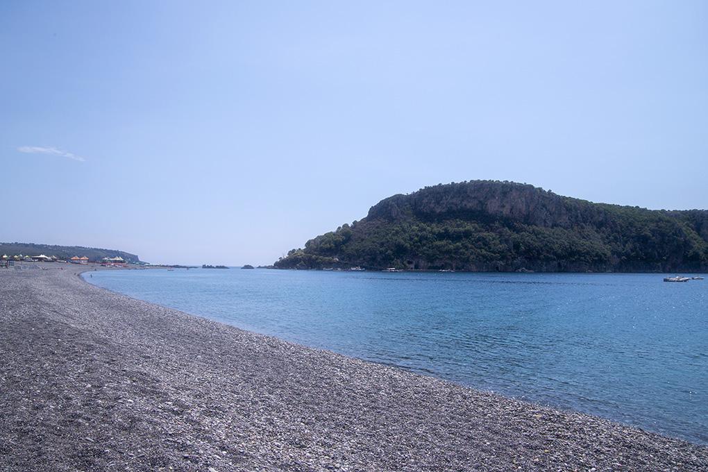 Dino Island from Praia a Mare