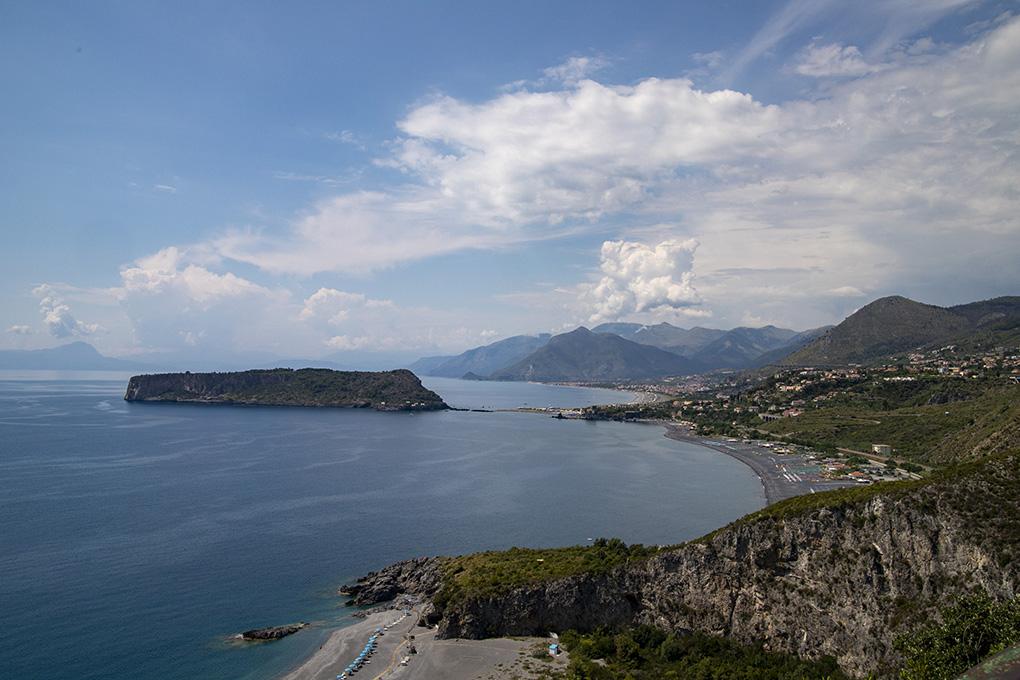 Dino Island from San Nicola Arcella