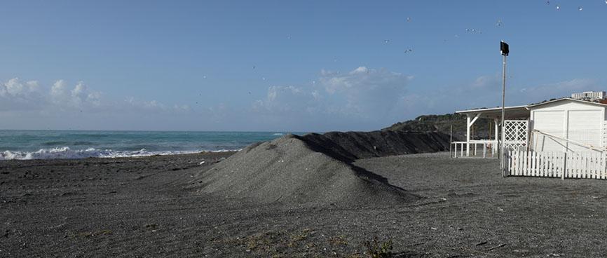 beach mound