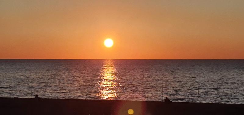 Sunset Scalea Style